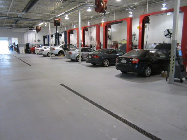 Audi Certified Service Center in Asheville NC