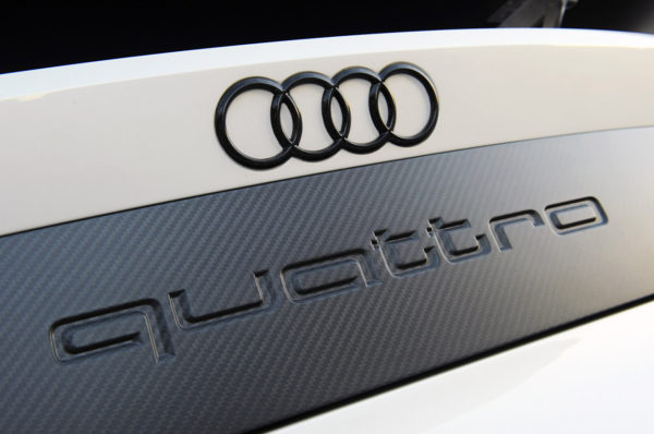 quattro All-Wheel-Drive System